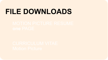 FILE DOWNLOADS MOTION PICTURE RESUME  one PAGE CURRICULUM VITAE Motion Picture